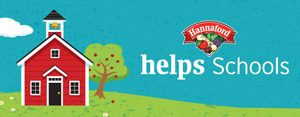 Hannaford Helps Schools
