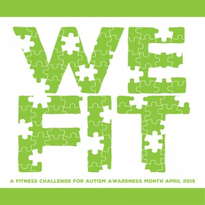 WE FIT Fitness Challenge April 2015