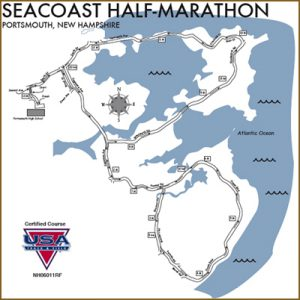 Seacoast Half Marathon @ Portsmouth High School
