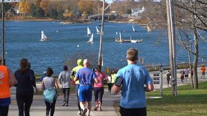 Seacoast Half Marathon Presented by People's United Bank @ Portsmouth High School