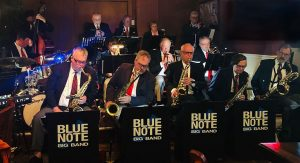 Blue Note Big Band Fundraiser @ Statey Bar and Grill
