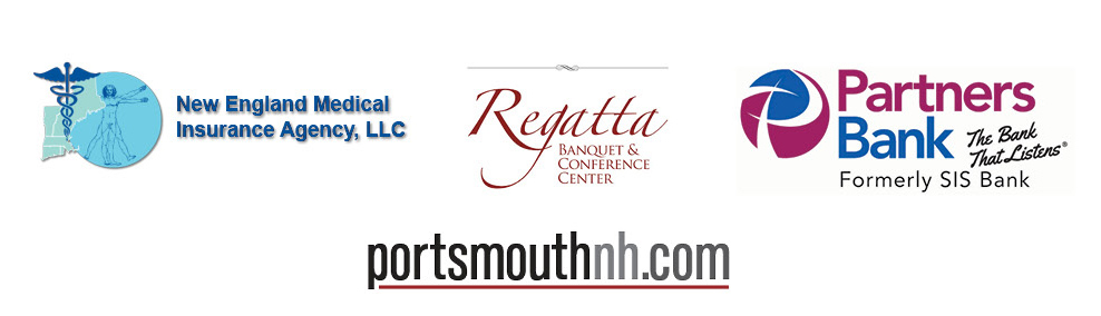 New England Medical Insurance Agency; Partners Bank; Regatta Banquet & Conference Center; PortsmouthNH.com