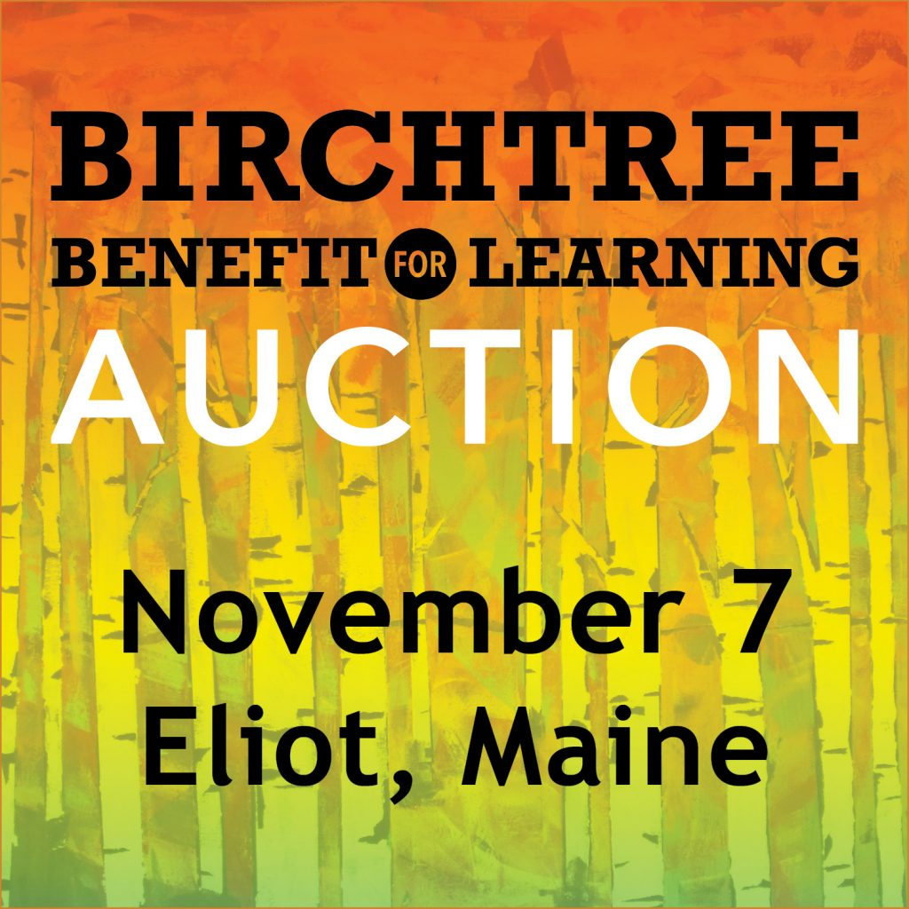 Birchtree Benefit for Learning Auction