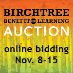 Online Auction Bidding @ charityauction.bid/ birchtree