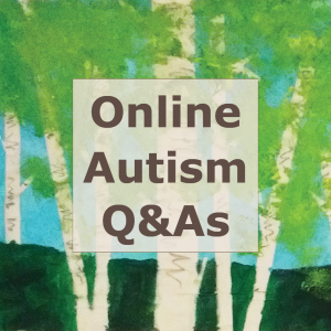 Online Autism Q&A: Teaching Skills at Home